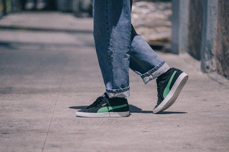 Puma攜手潮牌XLARGE,推出Suede 50紀念限定鞋款,再現九〇年代復古...
