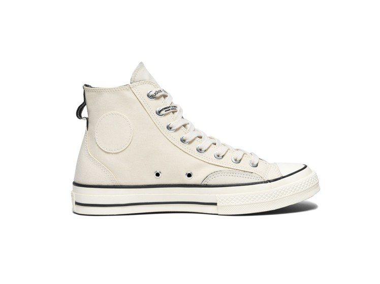Converse聯名Midnight Studios系列Chuck'70鞋,約3...