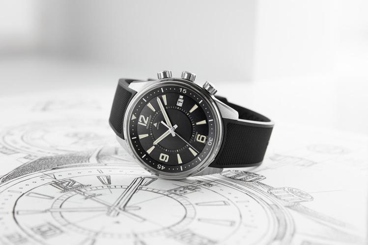 Polaris Memovox自動響鬧腕表,42毫米精鋼表殼、自動上鍊機芯,40...