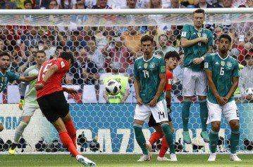 韓國2:0勝德國寫亞洲球隊歷史 兩隊仍同被淘汰