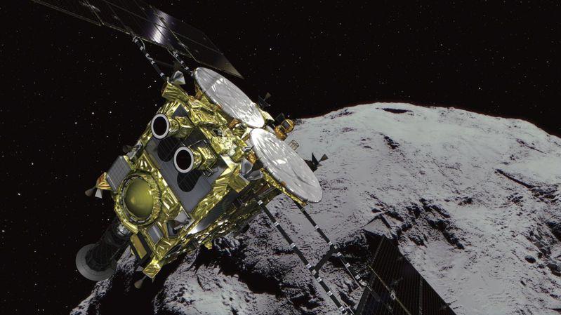 太空有「龍宮」熱得像火山?3年飛32億公里 解謎全靠它