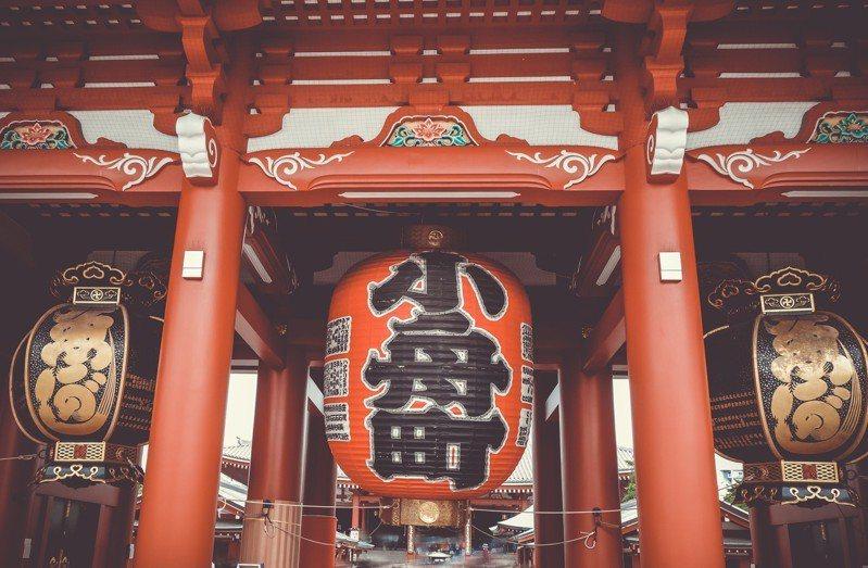 日本景點。圖/ingimage