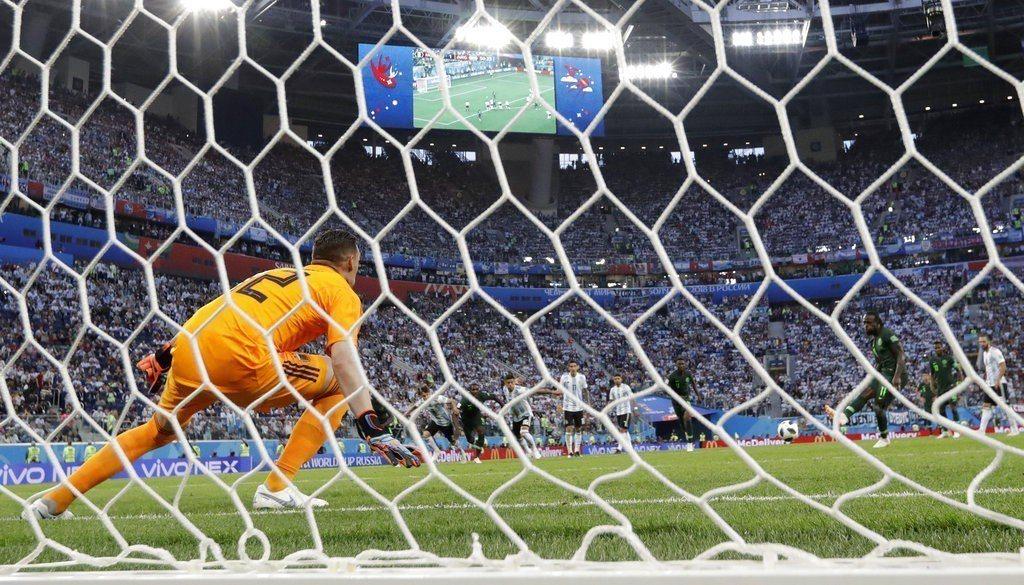 2018年世界盃足球賽,台灣有愛爾達從小組賽起直播64場比賽,華視則在今天召開記...