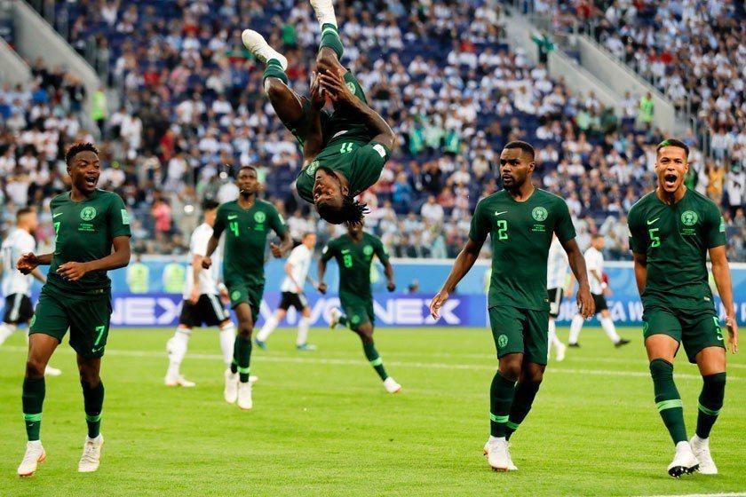 奈及利亞屢次栽在梅西腳下,這場雖然在梅西進球後還能追平比數,但慶祝過後等待他們的...