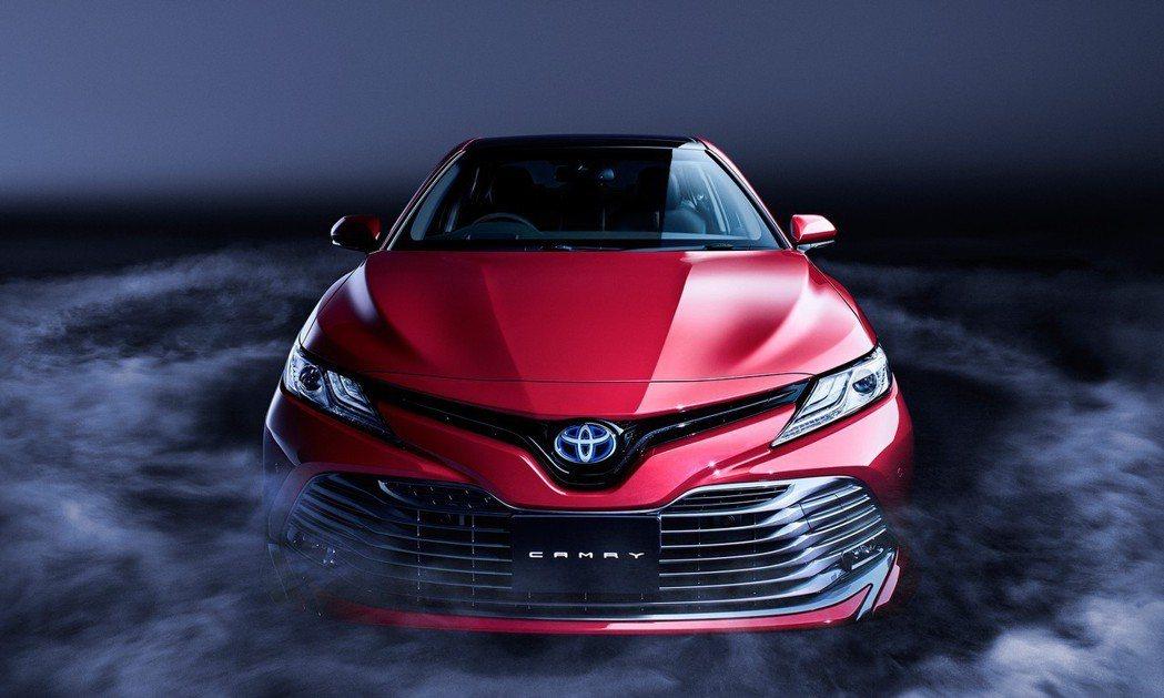 新世代Toyota Camry將以Hybrid身分重回西歐市場。 摘自Toyota