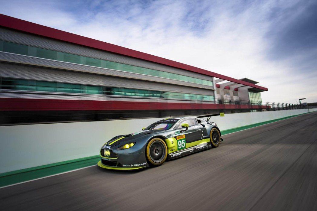 在英國本地賽道成立測試開發中,對於Aston Martin來講是利多。 摘自Aston Martin