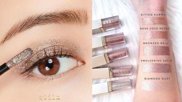 STILA shimmer & Glow Liquid Eye Shadow #...
