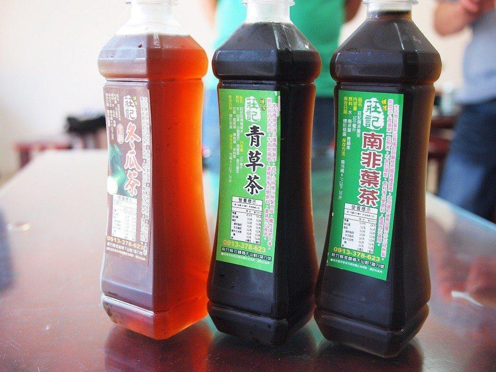 (圖/台灣旅行趣) ▲店裡也有很適合解辣的飲料喔