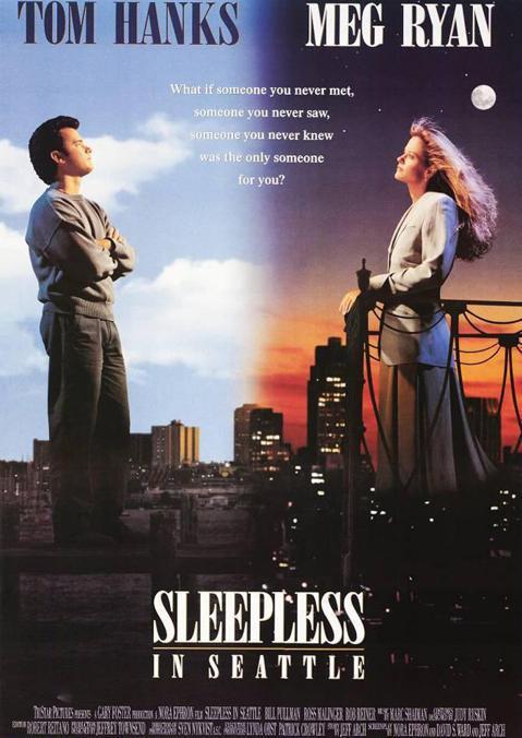 由湯姆漢克斯與梅格萊恩合演的「西雅圖夜未眠」,美國上映歡慶25周年,至今仍是不少女性心目中的浪漫愛情文藝經典。雖然湯姆與梅格早先已合作過一部「跳火山的人」,但該片無論評價或票房都不夠理想,直到兩人第...