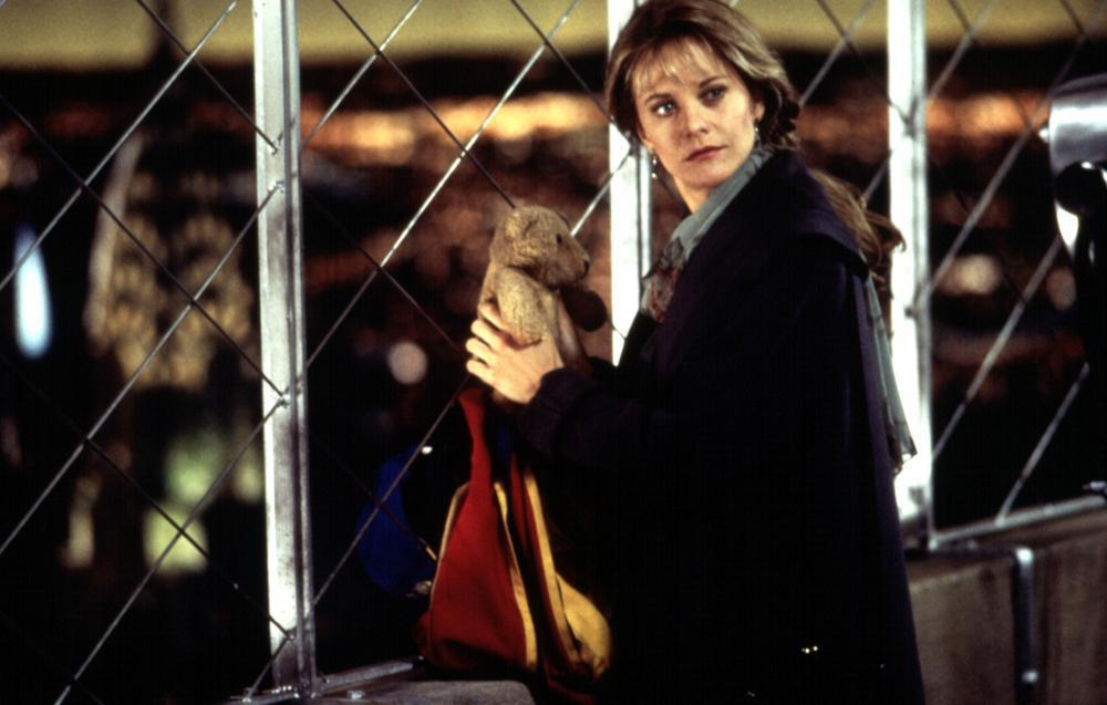 梅格萊恩是許多大牌女星接連推掉「西雅圖夜未眠」後才接手女主角。圖/摘自Cinep...