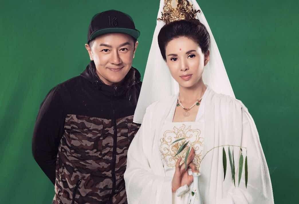 陳浩民(左)、李若彤時隔21年再合作。圖/艾迪昇提供