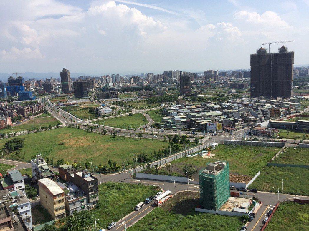中路重劃區。圖/台灣房屋提供