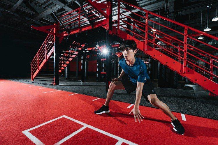 畢書盡除了喜歡慢跑,也會上健身房鍛鍊。圖/Reebok提供