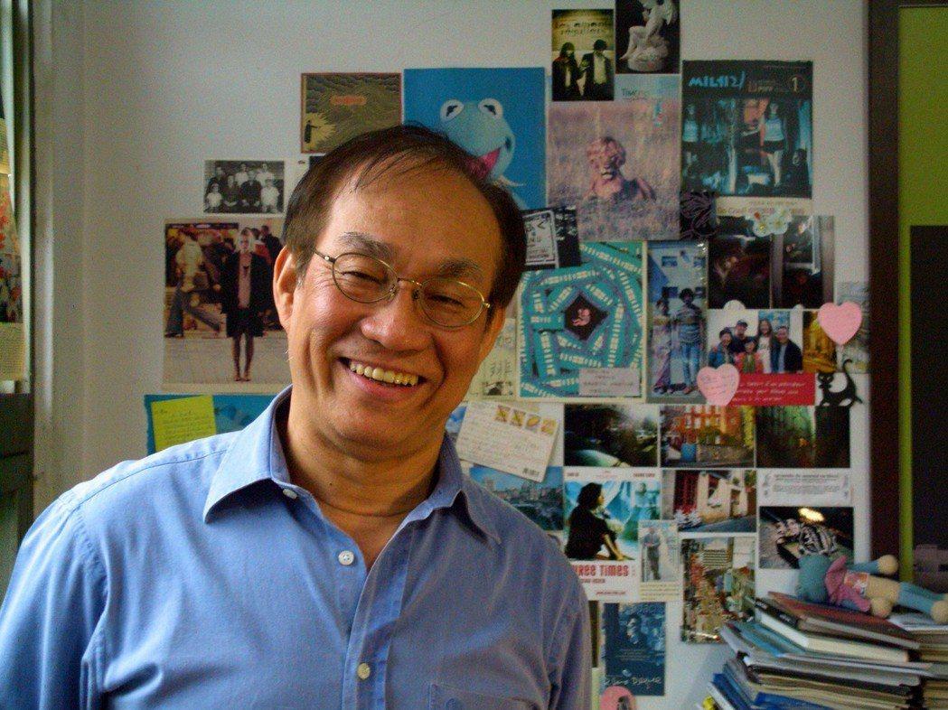 台北電影節國際新導演競賽評審團主席廖慶松。圖/台北電影節提供