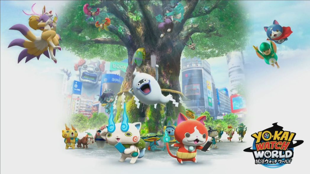 日本動畫「妖怪手錶」宣布推出類似Pokemon Go的新手機遊戲,希望能藉此在日...