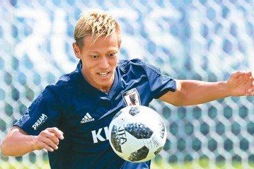 日本踢平就晉級 本田圭佑:唯一目標是贏球