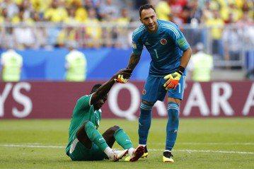 哥倫比亞1:0塞內加爾 倒吃甘蔗分組第一晉級16強
