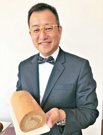 亞尼克菓子工房董事長吳宗恩 李珣瑛/攝影