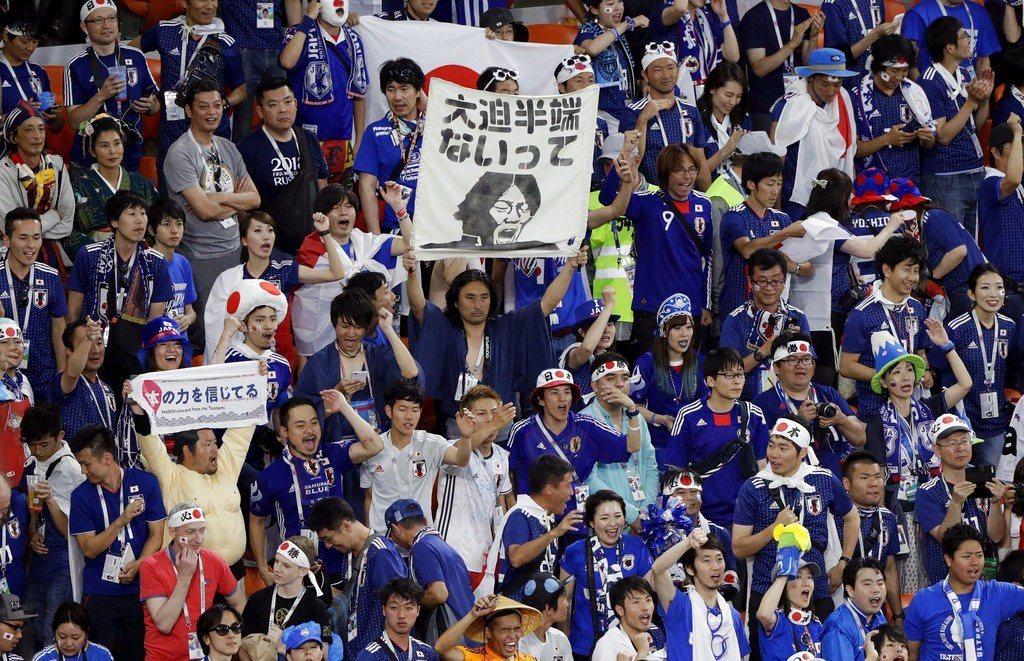 日本在看完南韓隊踢走德國隊後明白,「世界盃沒有任何一場比賽是簡單的」。 美聯社