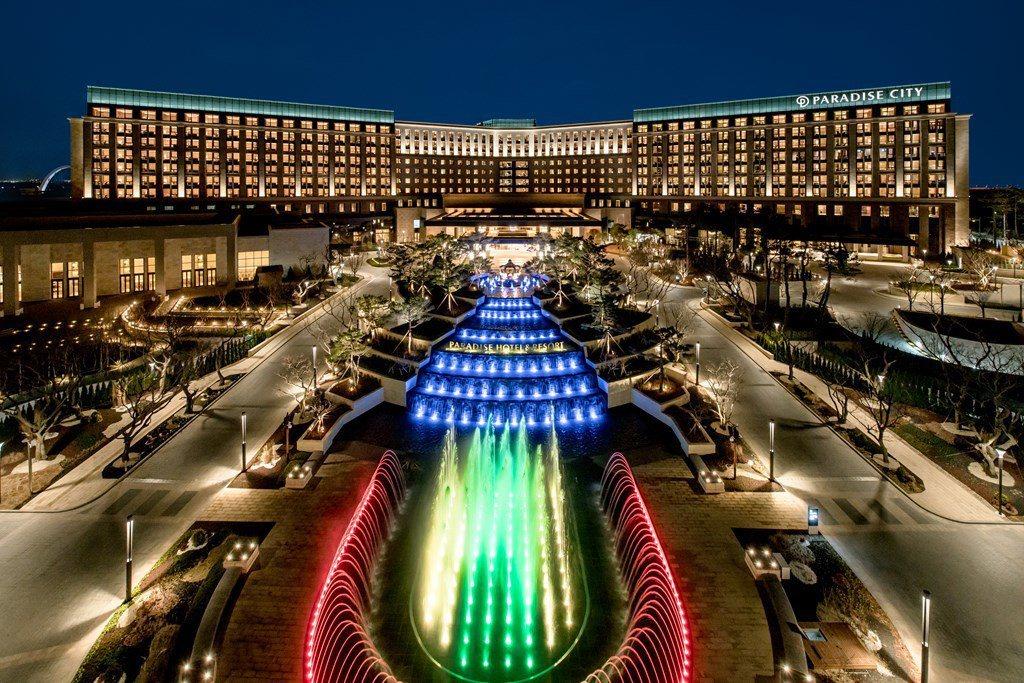 中華台北代表隊將參與8月17日至19日於韓國仁川 Paradise City 舉...