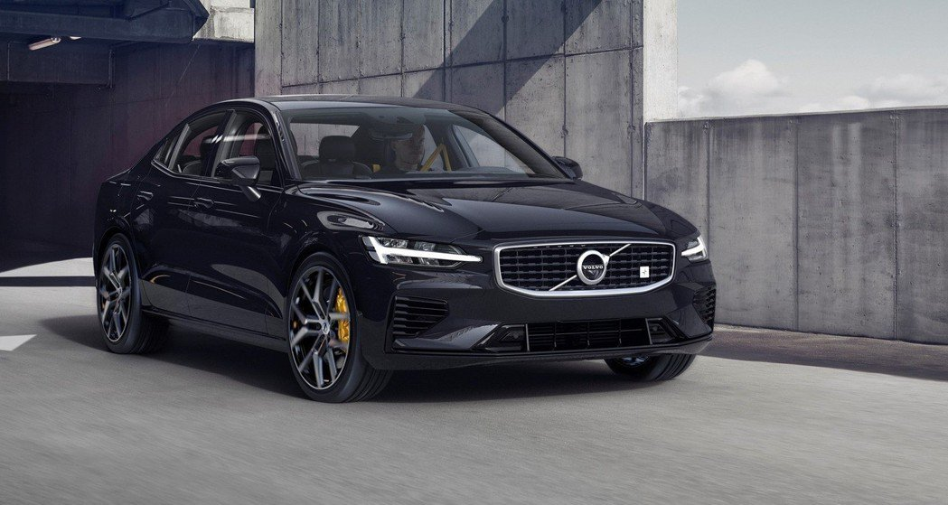 圖為新世代Volvo S60 T8 Polestar Engineered 車型...