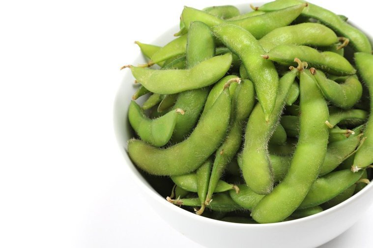 毛豆是素食者非常好的植物性蛋白質來源。ingimage授權