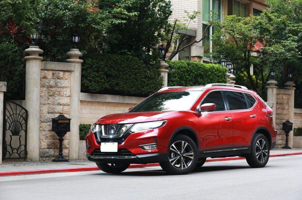要想在台灣SUV市場中脫穎而出,就得如NISSAN X-TRAIL般內外皆美,CP值又高才行。 圖/Nissan提供
