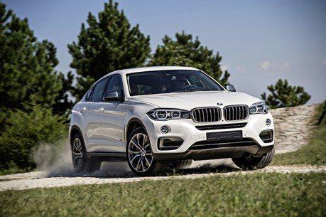 除了大哥們也不要忘記我! 新世代BMW X6測試偽裝照捕獲
