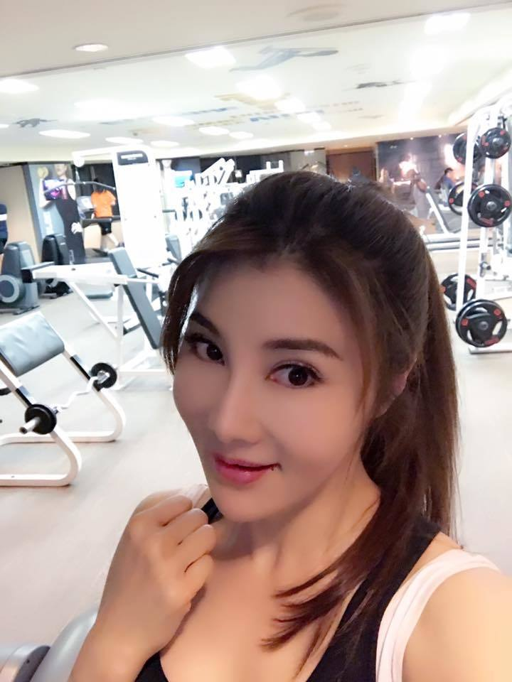 楊麗菁    圖/摘自臉書