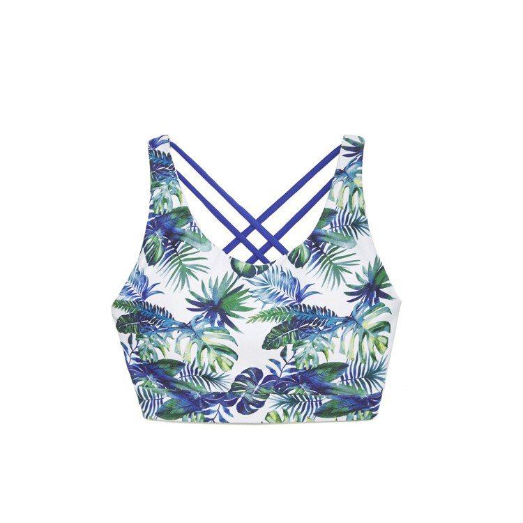 WAVE SHINE在夏季以熱帶雨林推出多款新品。圖/WAVE SHINE提供