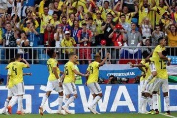 哥倫比亞分組第一晉級 非洲國家無緣16強