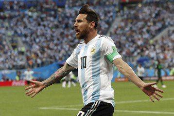 阿根廷世足大難不死 法國盼當梅西終結者