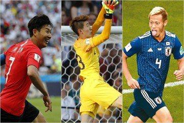 BBC世足小組賽最佳11人 孫興慜等亞洲三將入選