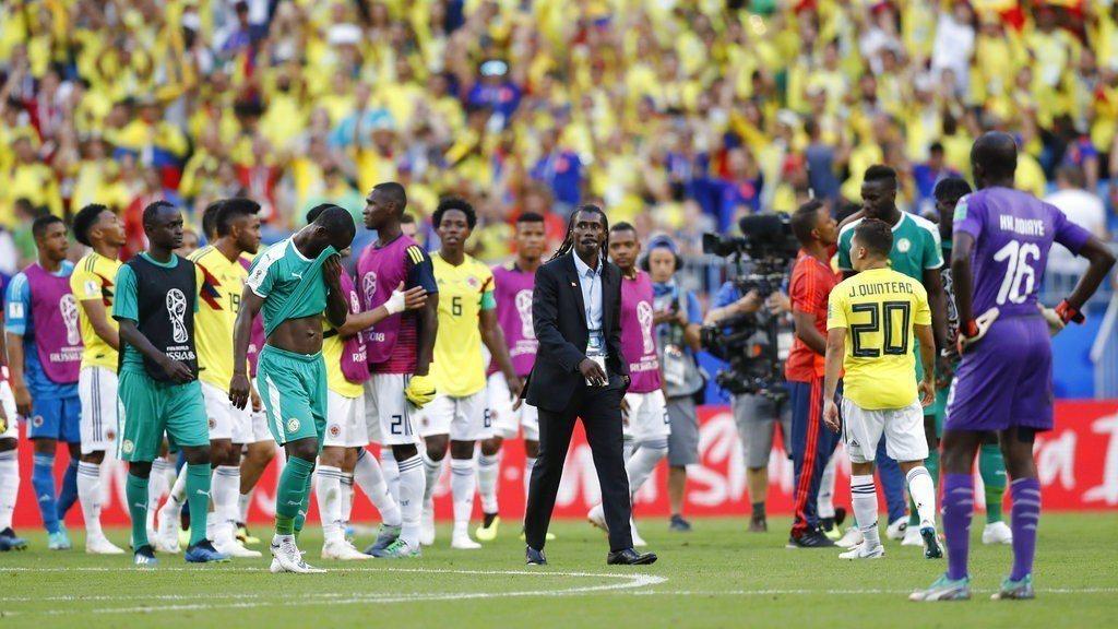 塞內加爾已經很接近了還是功虧一簣,讓本屆世界盃五隻非洲參賽球隊全數無法晉級16強...