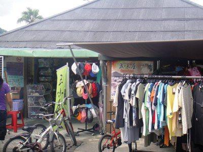 五味屋有著台灣少見的日式風鼓斗屋頂、被當地人形容為「豐田SOGO」、吸引來自世界...