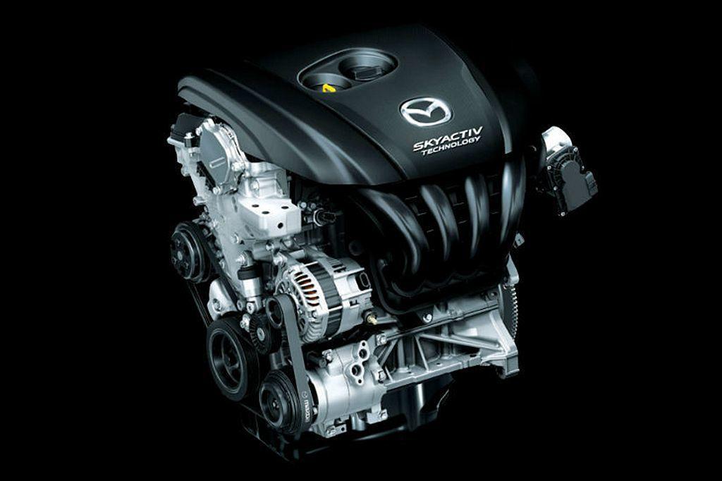 要說持續發揮自然進氣引擎優勢的乘用車廠,莫過於2011年就推出高效SkyActiv-G汽油引擎的Mazda車廠了! 圖/Mazda提供