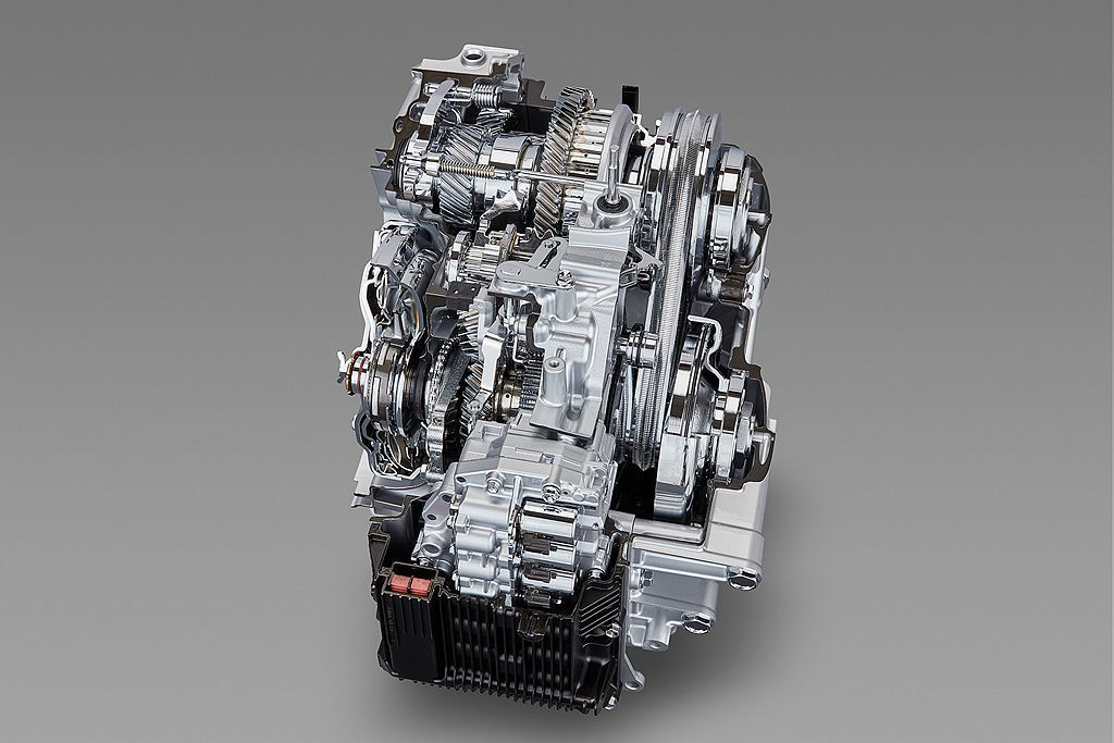 沒渦輪加持,Toyota 2.0L Dynamic Force汽油引擎,搭配全新...