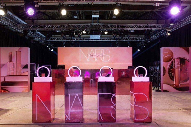 NARS高潮全系列限量商品在6/30、7/1兩天在華山西五館搶先獨賣,7/3全台...