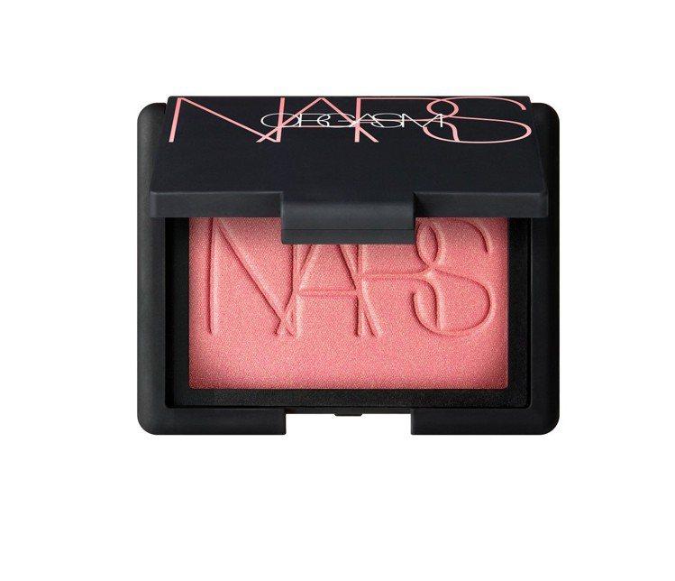 NARS 2018限量版高潮腮紅1,300元。圖/NARS提供