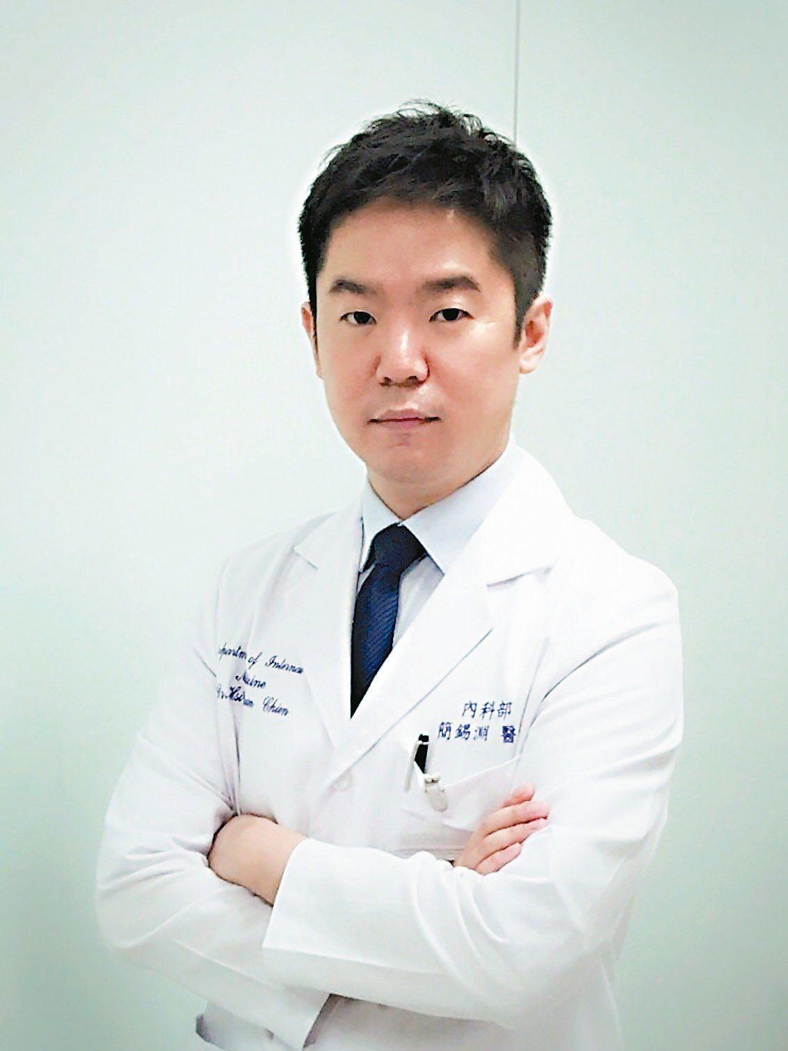 簡錫淵醫師/台安醫院內視鏡治療中心主任