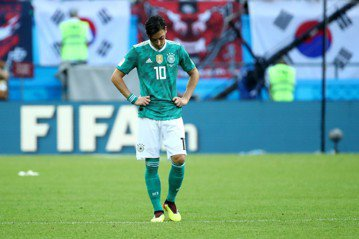 德國小組賽出局 厄齊爾打破沉默:很心痛