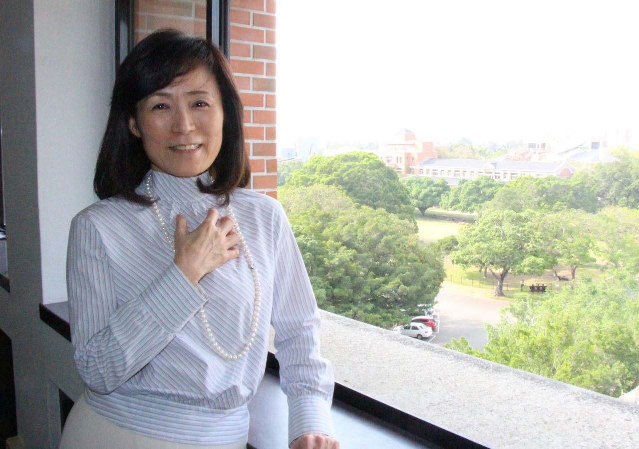 國立成功大學校長蘇慧貞。 成功大學/提供