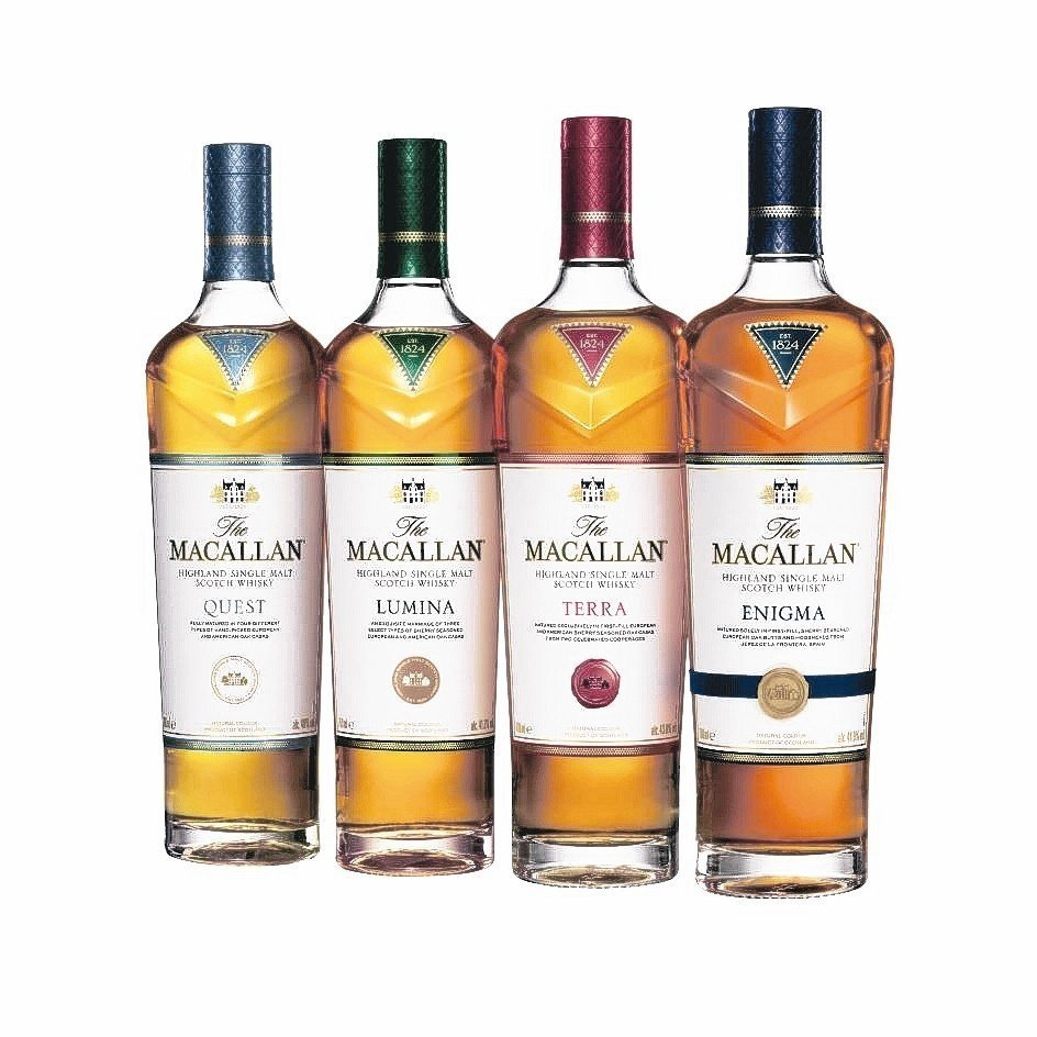 The Macallan Quest Collection麥卡倫探索系列。 台灣...