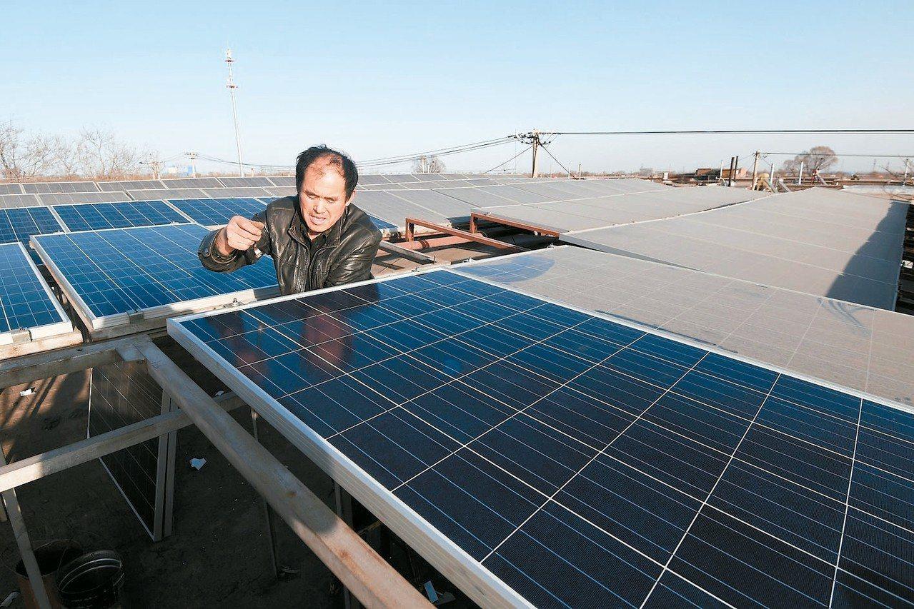 太陽能轉機題材激勵,碩禾與國碩第1季獲利同步好轉。 本報系資料庫