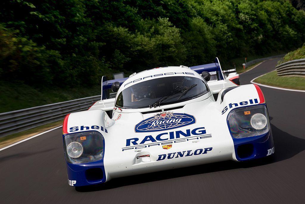 最早非量產車最速頭銜,則是Porsche 956 C賽車於1983年5月28日創下(6分11秒13)。 圖/Porsche提供