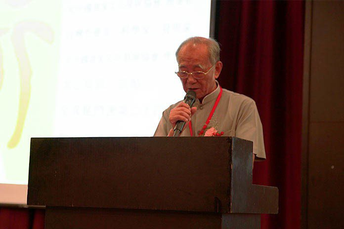 大會主席陳日開希望能將論壇常態化,將道家文化進一步帶到全世界。 王金文、林益瑞