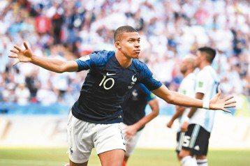 16強首役激戰!法國19歲神奇小子 讓阿根廷哭了