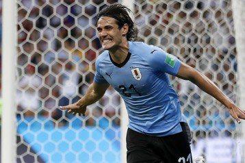 卡巴尼、蘇亞雷斯組雙箭頭 領烏拉圭四連勝