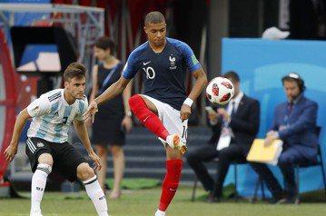 姆巴佩終結梅西成足球新天王 19歲身價2.1億元