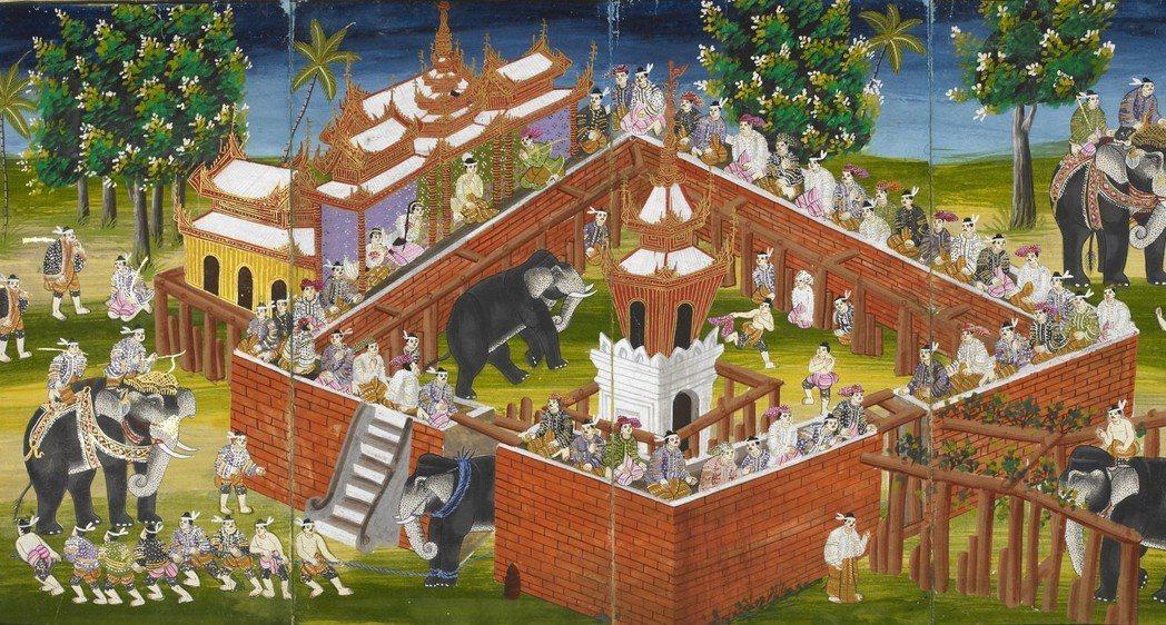 緬甸詩歌之所以得以茁壯,皇室與宗教扮演很重要的角色。皇室貴族的生活或政績記載是詩...